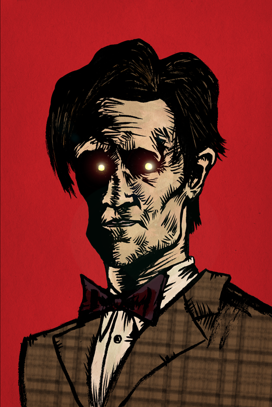 The Doctor in colour
