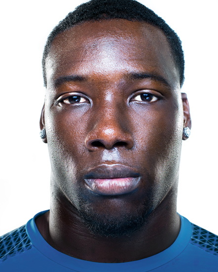 Jason Pierre Paul Pictures: James+therese