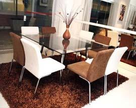 sala+ +1 Móveis para Decorar uma Sala de Jantar Completa