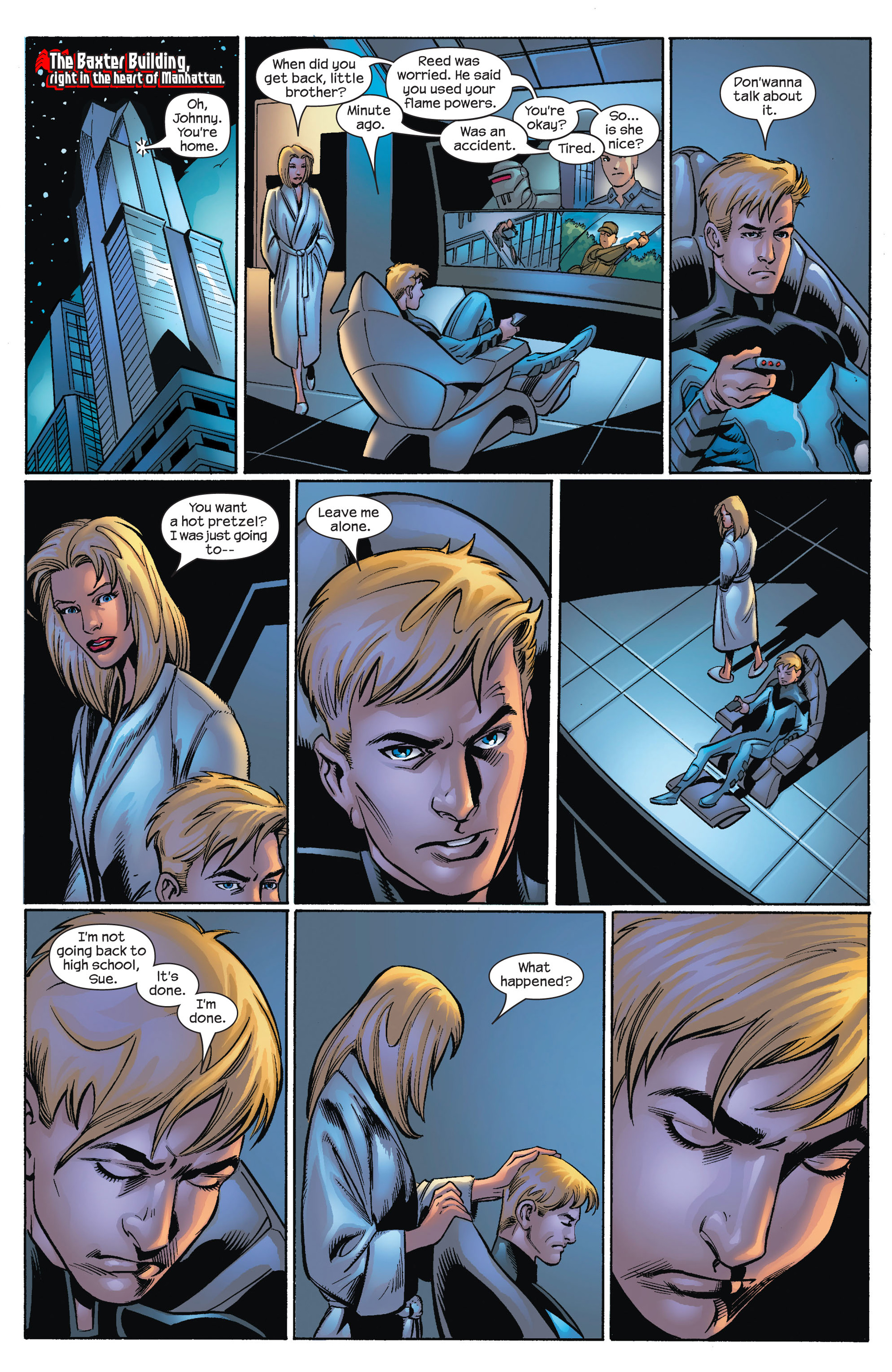 Ultimate Spider-Man (2000) Issue #69 #73 - English 6