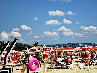 плаж в Албена