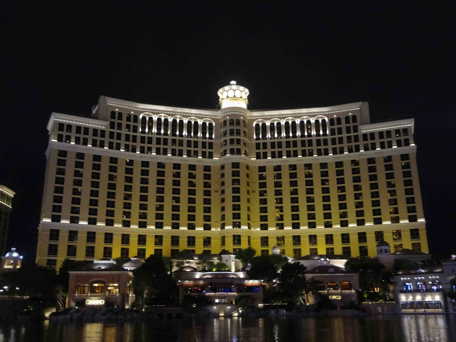 Bellagio hotel and casino booking michigan charity poker room rules