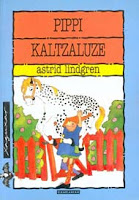 Pipi Kaltzaluze, Astrid Lindgren