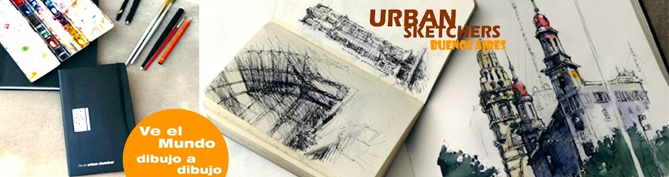 Urban Sketchers Buenos Aires