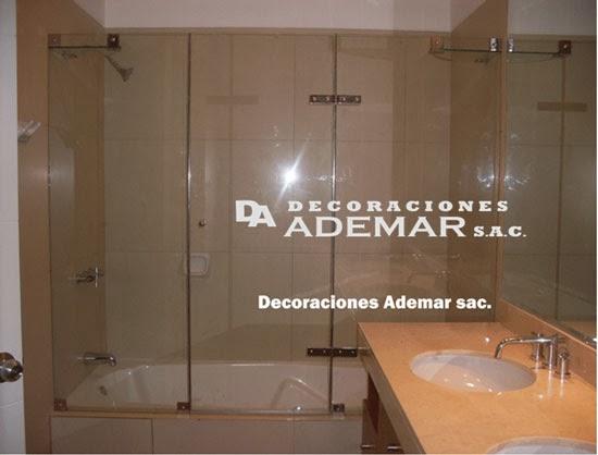 Mamparas Para Tina De Baño:Mamparas para duchas,puertas de duchas,puertas de tinas en vidrio