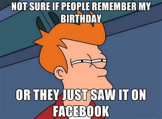 happy birthday, troll fb notification