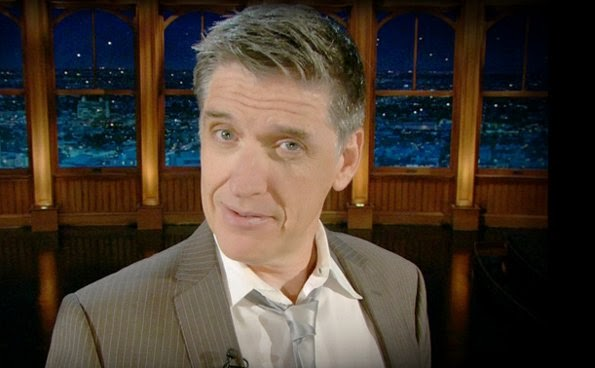 Rejected Late Show Host Craig Ferguson Is Gonna Get Rich