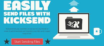 kicksend-file-sharing