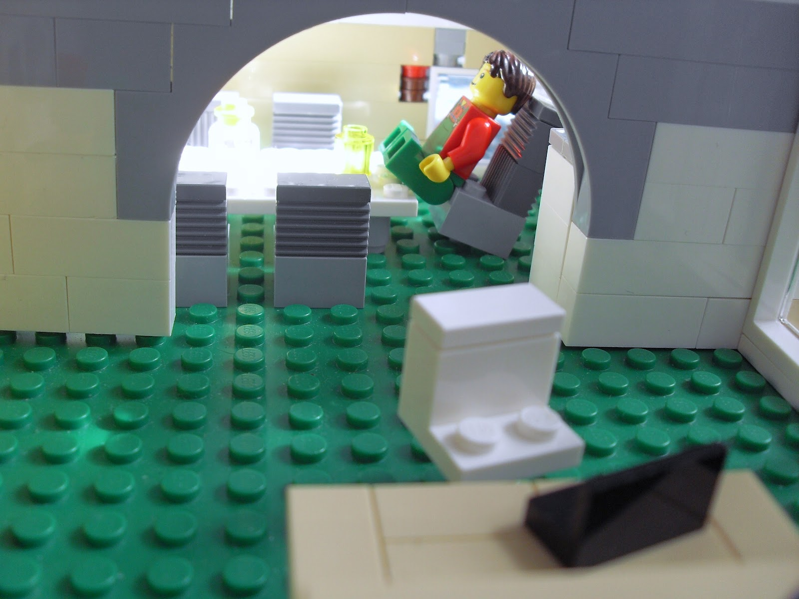 LEGO House Gardens YouTube. Baby Nursery Fetching Images About Lego ...