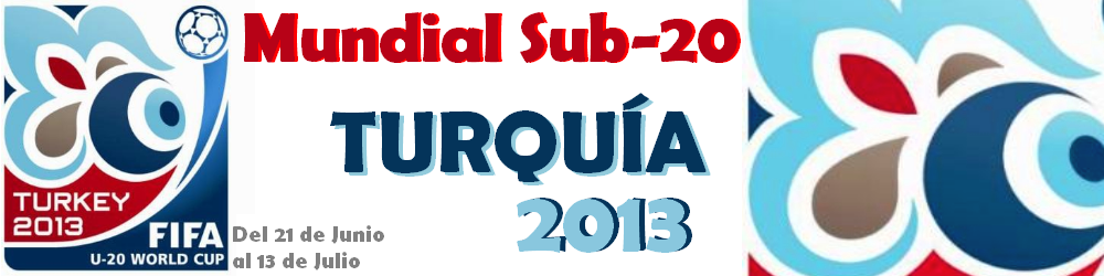 TURQUÍA MUNDIAL SUB -20 URUGUAY vs. CROACIA