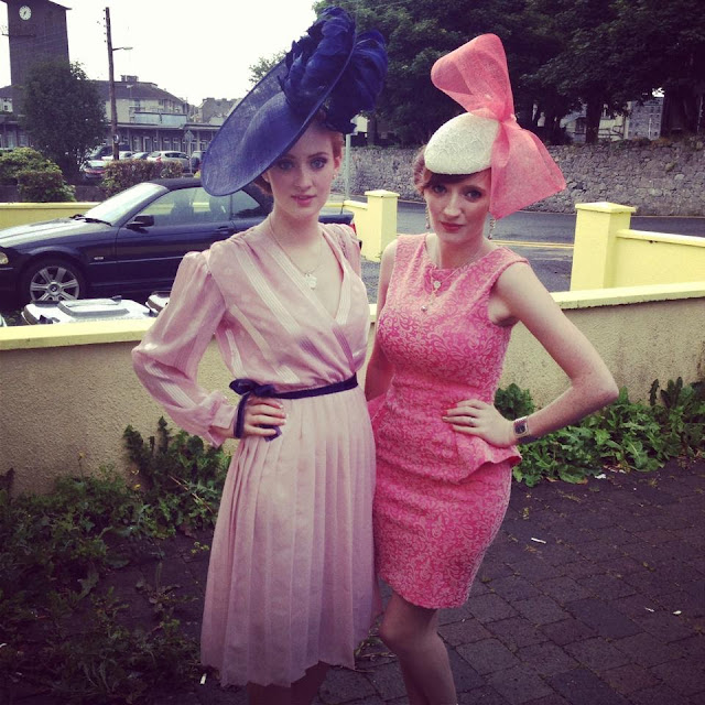 Ladies Day Galway Races 2013 Fashion