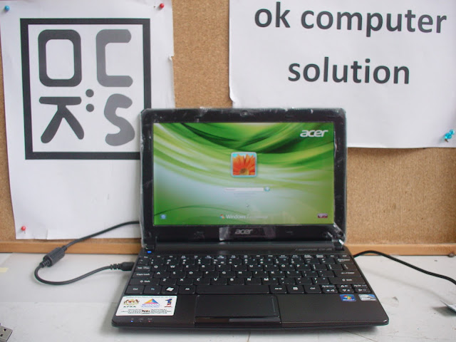 the acer aspire