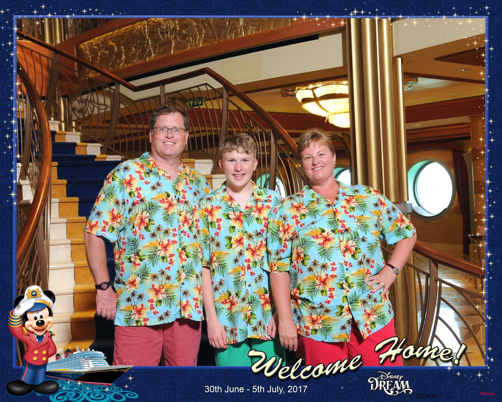 Embarking The Disney Dream for Sailing #8