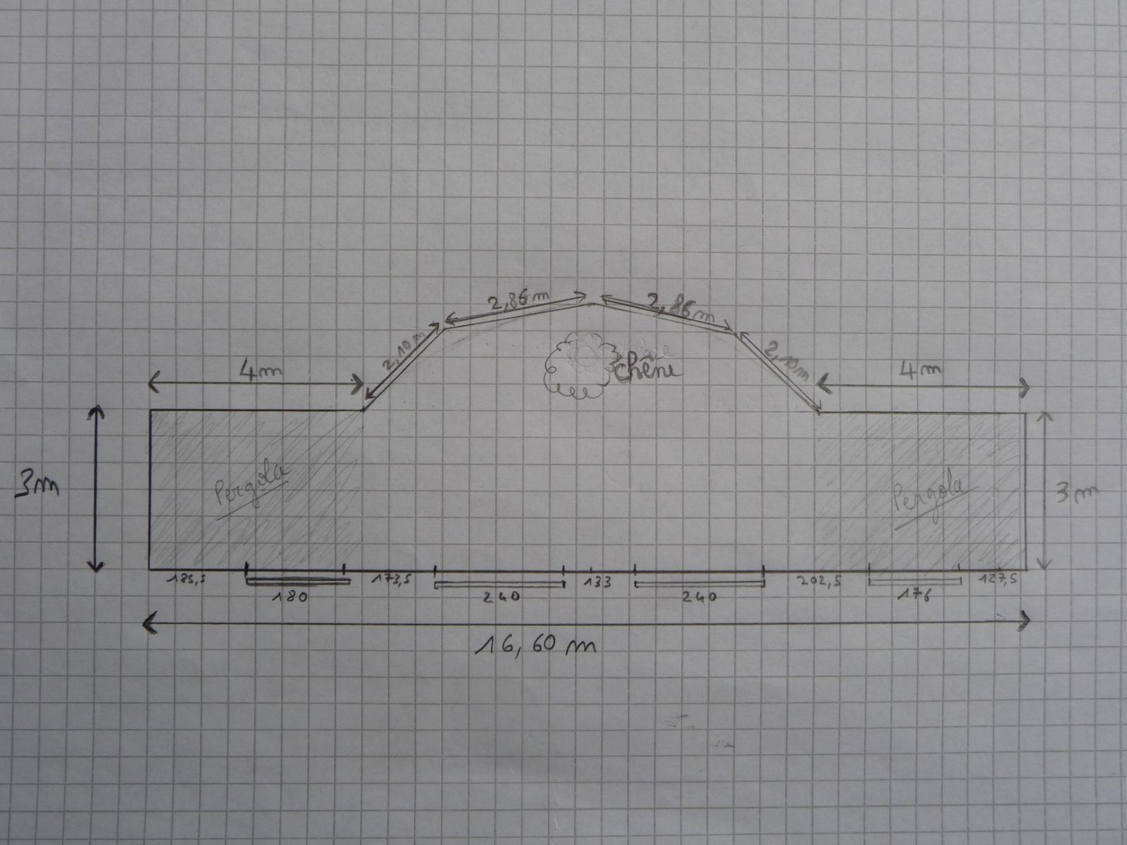 La r alisation des plans construire sa terrasse en bois for Plan terrasse bois sur plot beton