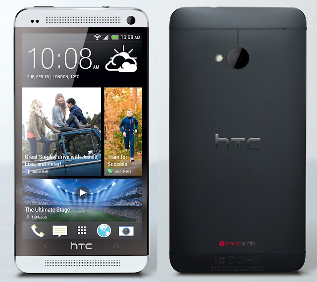HTC ONE - Second Best Android Phone