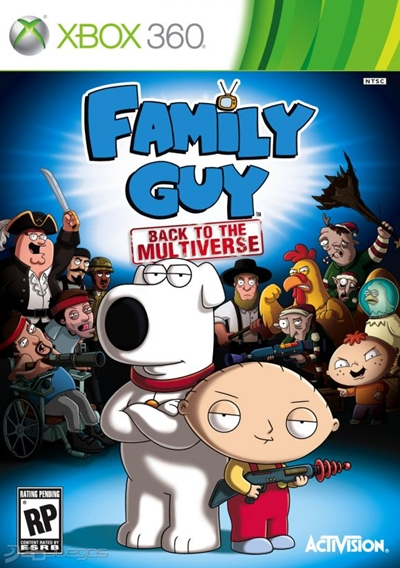 Family Guy Back To The Multiverse Xbox 360 Regin Free Descargar 2012 
