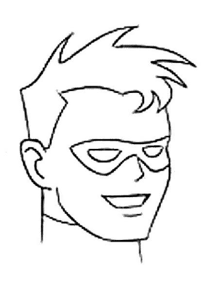 Fazendo a Minha Festa para Colorir: Imagens para Colorir do Batman!