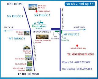 Lô H13 Mỹ Phước 3 Bình Dương giá rẻ