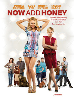 ¿Qué hacemos con Honey? (Now Add Honey) (2015)