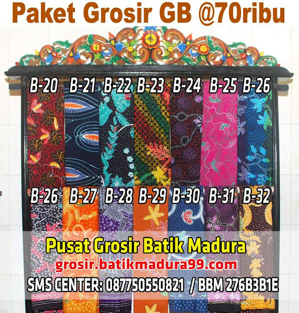 Grosir Batik Madura