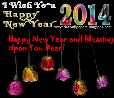 Happy New Year 2014 Wishes for Friends and Family 2