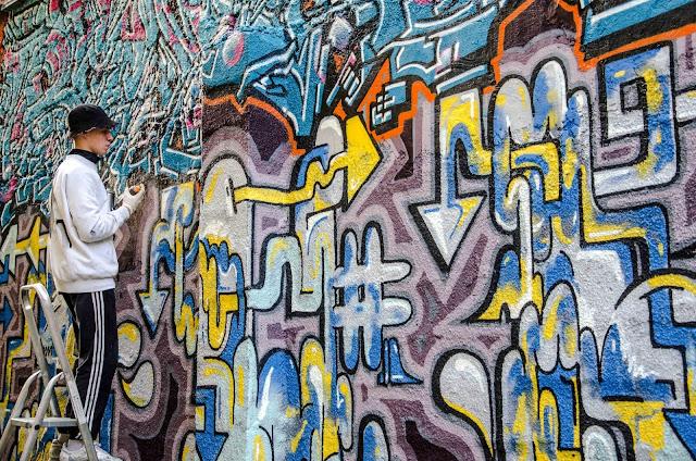 "Grafiti radionice ""Rapresent"""