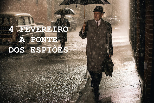 A Ponte dos Espiões - Bridge of Spies (2015)