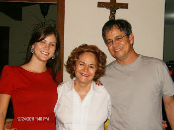 Gabriela, Gladys e João Gilberto