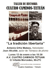Taller de historia Cuatro Caminos-Tetuán