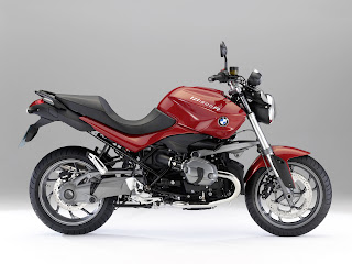 Red BMW R 1200 R Motorcycle HD Wallpaper