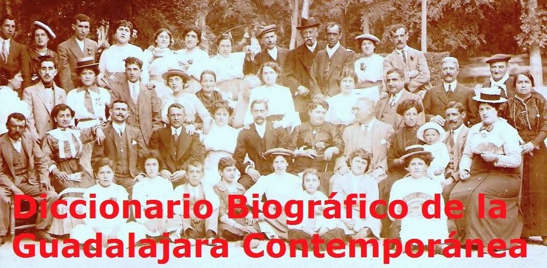 Diccionario Biográfico de la Guadalajara contemporánea