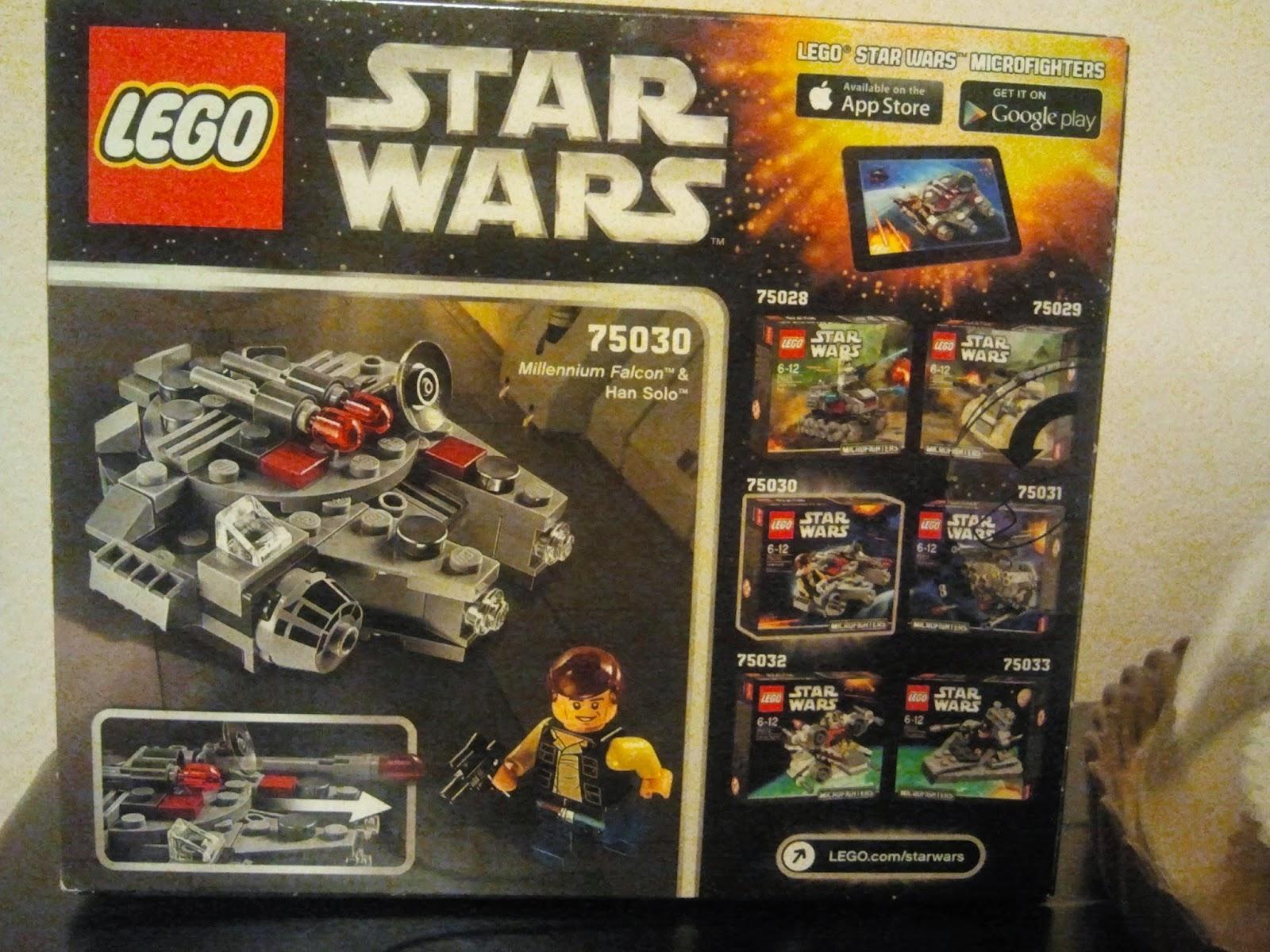 75030 model kit lego