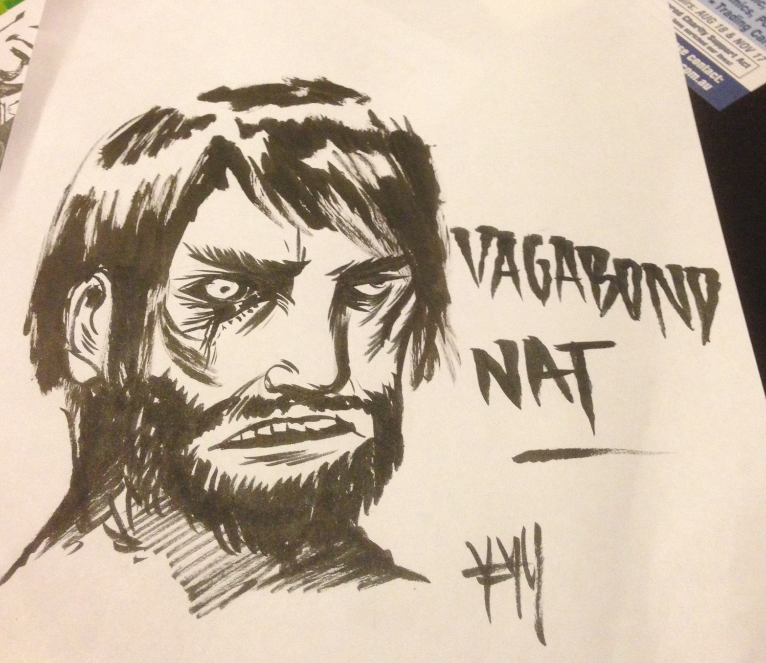 Free Comic Book Day Kinokuniya: The Vagabond: May 2013