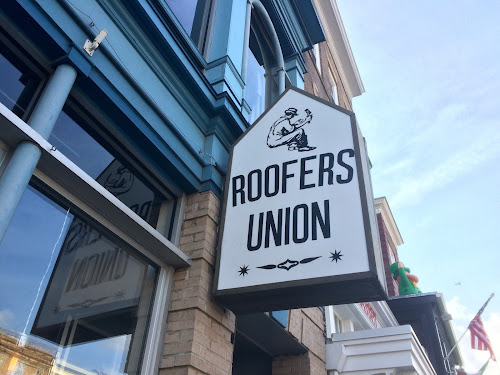 Restaurant: Roofers Union (Washington, D.C.)