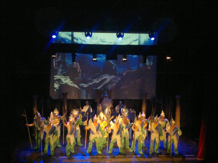 Concurso de Carnaval 2013 La Carolina