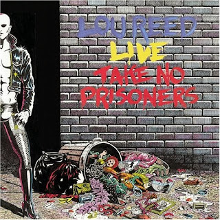 portada live take no prisioners by nazario