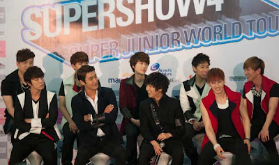 foto Super Junior 2012