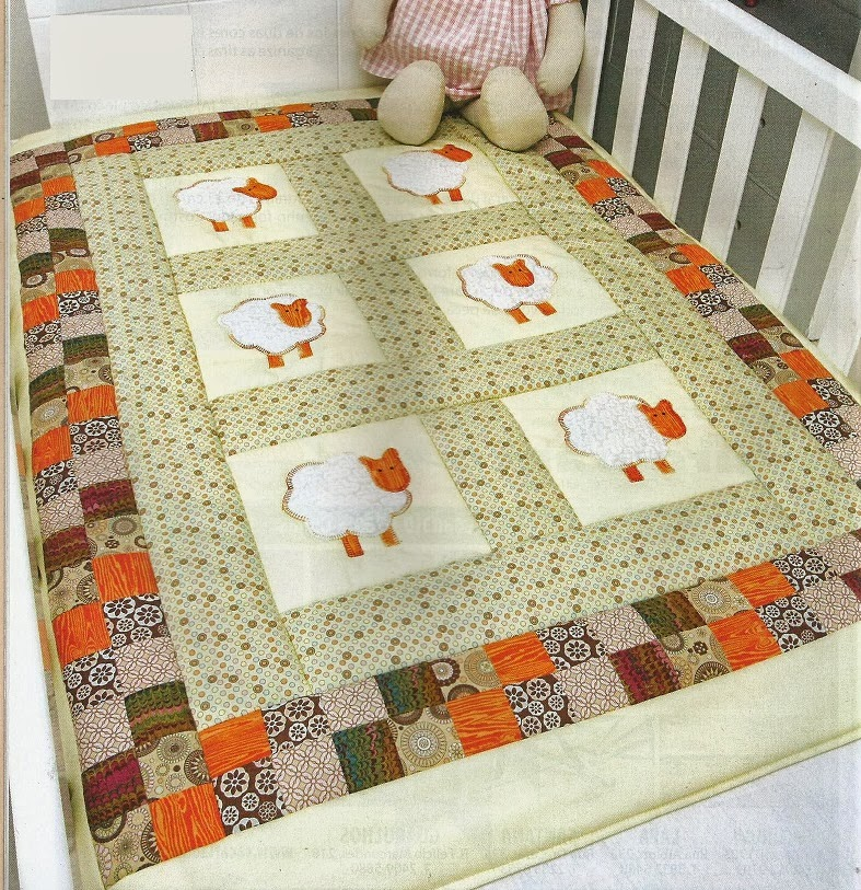 Patchwork Passo a Passo - YouTube