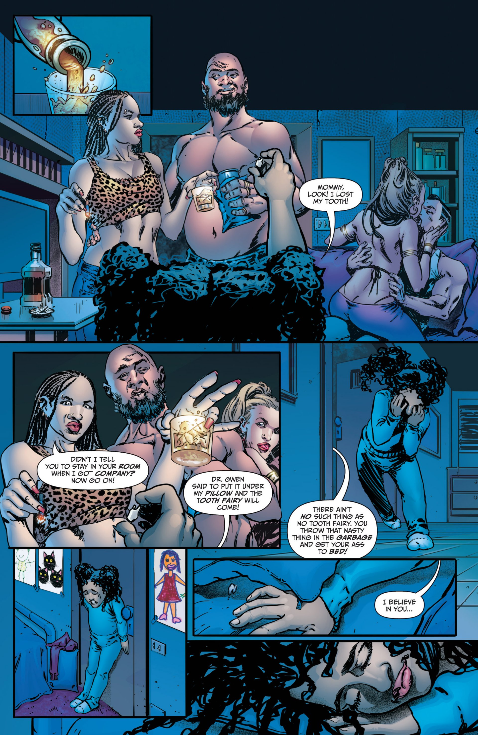 Grimm Fairy Tales (2005) Issue #97 #100 - English 6
