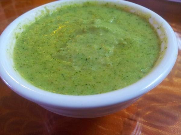 Cream of Broccoli Soup Recipe