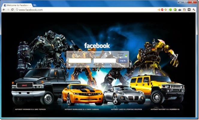 Cara Mengubah Background Facebook Lebih Keren