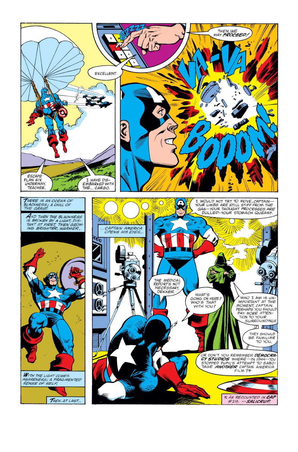 Captain America (1968) Issue #262 #177 - English 19