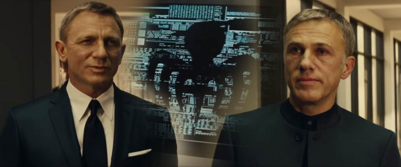 Spectre 2015 movie trailer impressions espionage action film trailer review CMAQUEST