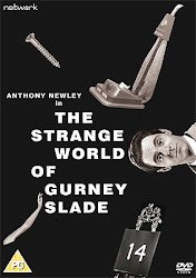 THE STRANGE WORLD OF GURNEY SLADE starring ANTHONY NEWLEY