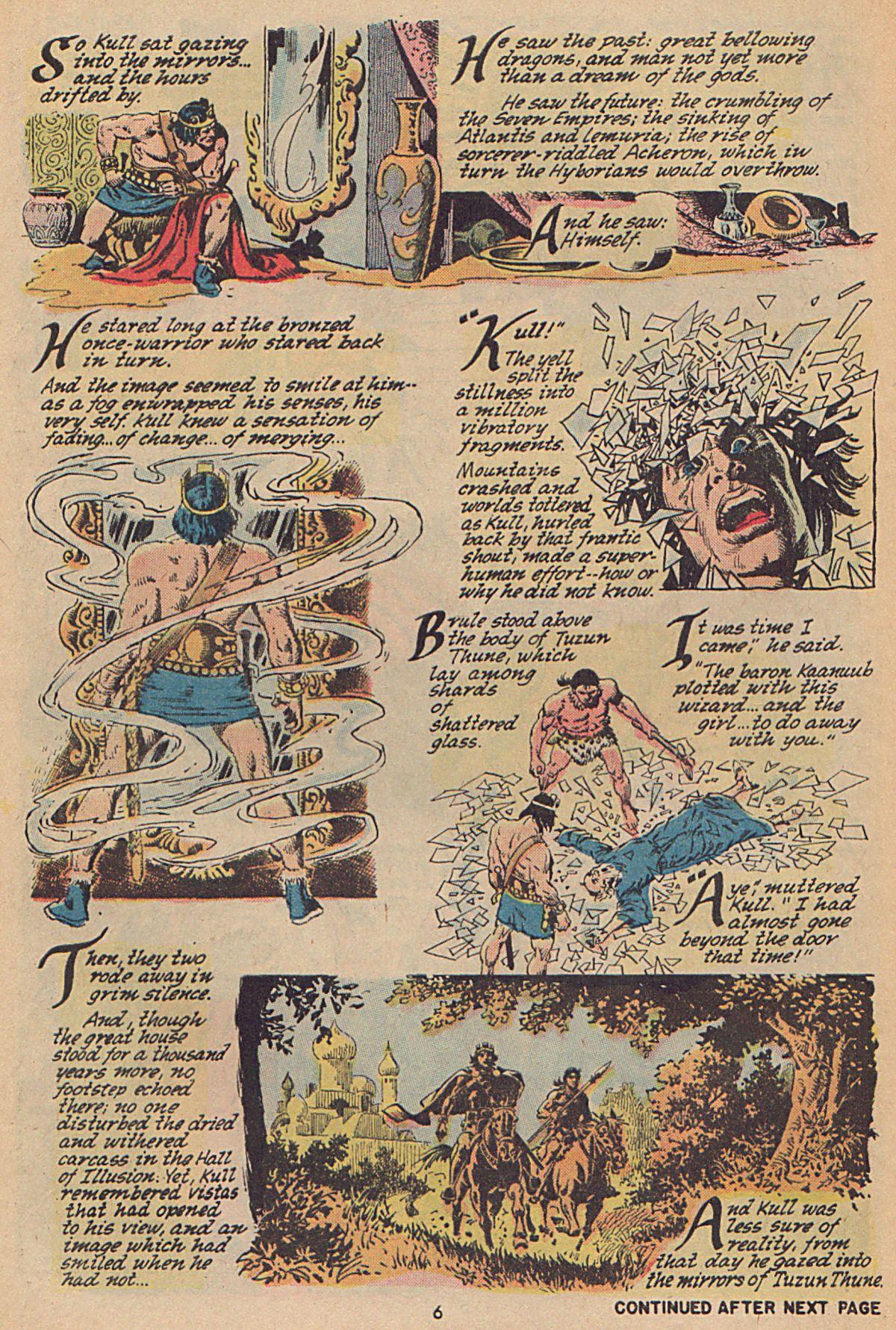 Conan the Barbarian (1970) Issue #25 #37 - English 6