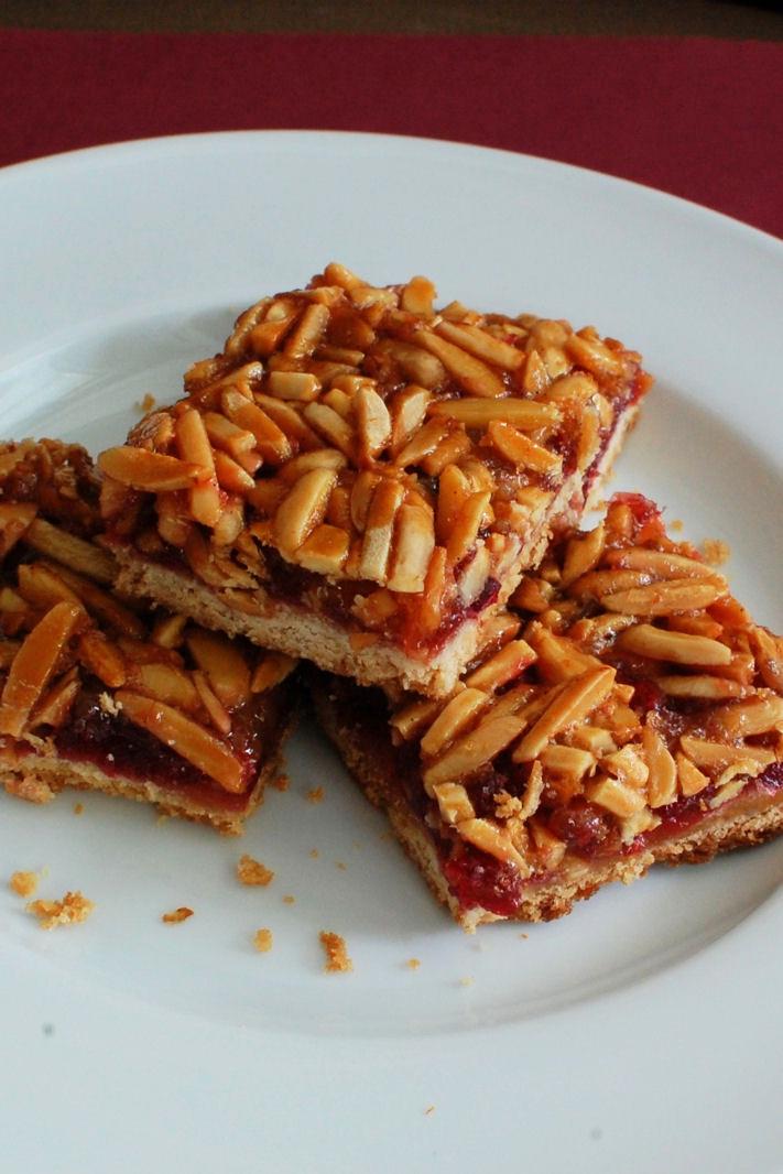 Cranberry Cookie Bars | Beantown Baker