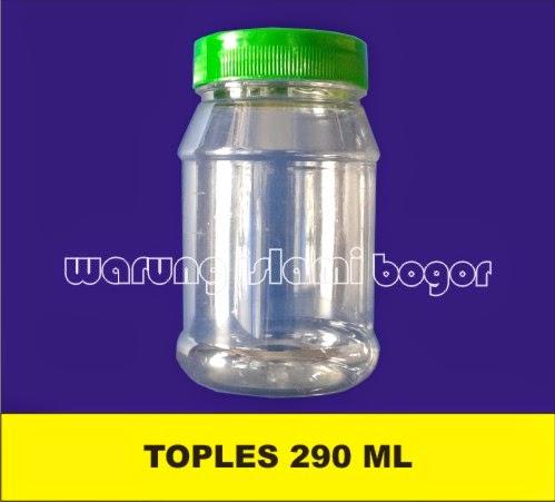 Jual Botol Toples Murah