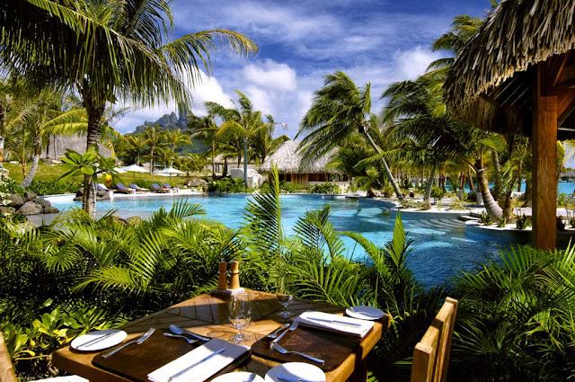 Bora Bora (Polinesia Francese) - The St. Regis Bora Bora Resort 5* - Hotel da Sogno