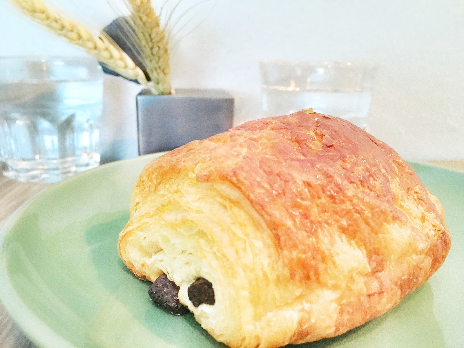 Pantler Cafe - Pain au Chocolat