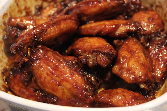 Chinese Crispy Chicken Wings Crispy chicken wings